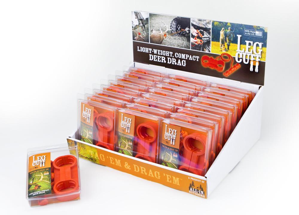43 AIO Packaging Display