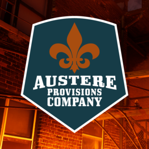 Austere Provisions Logo